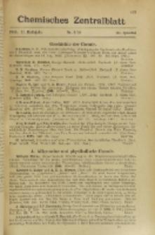 Chemisches Zentralblatt : vollständiges Repertorium für alle Zweige der reinen und angewandten Chemie, Jg. 116, Hb. 2, Nr. 9/10