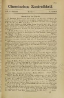 Chemisches Zentralblatt : vollständiges Repertorium für alle Zweige der reinen und angewandten Chemie, Jg. 116, Hb. 2, Nr. 25/26