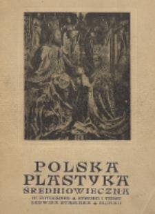 Polska plastyka średniowieczna
