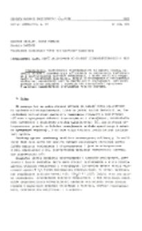 Inteligentna karta wejść analogowych do systemu mikrokomputerowego K 1520
