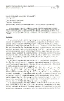 Szeregowanie zadań wieloprocesorowych z ograniczeniami zasobowymi