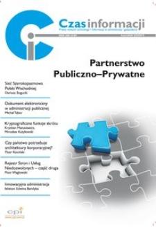 Partnerstwo publiczno - prywatne, Nr 2