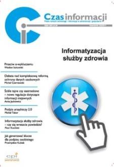 Informatyzacja służby zdrowia, Nr 1