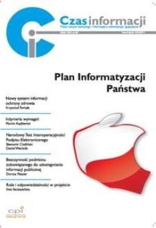 Plan informatyzacji państwa, Nr 4