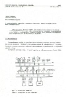 O identyfikacji obiektów w systemie ewidencji ruchu pojazdów dużej bazy transportowej