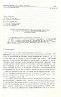 Algorytm wielokryterialnego rozdziału zasobów w sieciowym planowaniu przedsięwzięć oraz jego implementacja mikrokomputerowa