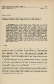 Znaczenie przewodnie morskiego poziomu faunistycznego Roemer (Id) w północno-zachodniej części Górnośląskiego Zagłębia Węglowego