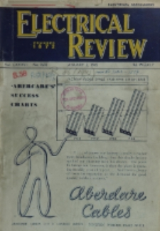 Electrical Review, Vol. 136, No. 3502