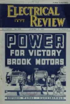 Electrical Review, Vol. 136, No. 3504