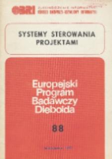 Systemy sterowania projektami