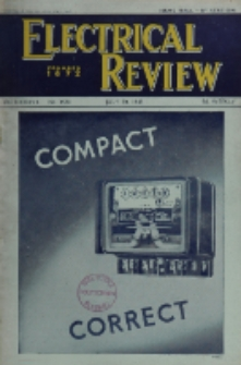 Electrical Review, Vol. 137, No. 3530