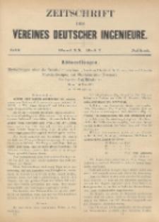 Zeitschrift des Vereines Deutscher Ingenieure ; Bd. 20 ; H. 7