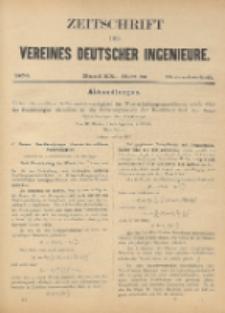 Zeitschrift des Vereines Deutscher Ingenieure ; Bd. 20 ; H. 12