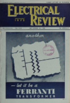 Electrical Review, Vol. 137, No. 3538