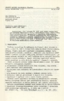 Propozycja zasad organizacji zamknięć torów w Śl. DOKP