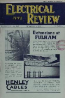 Electrical Review, Vol. 137, No. 3547