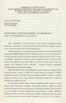 Geotechnika w Ośrodku Gliwickim - rys historyczny i aktualna problematyka badawcza