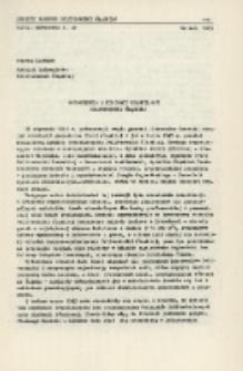 Wspomnienia z historii organizacji Politechniki Śląskiej
