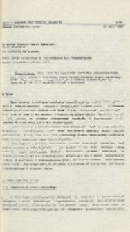 Model ruchu lotniczego w FIR Warszawa dla proceduralnej metody sterowania ruchem (ATC)