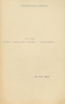 Politechnika Lwowska - arkusze ocen. Wydział Chemiczny