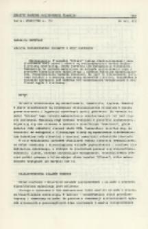 Analiza rozlasowanego dolomitu z rudy olkuskiej
