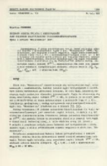 """Zdolność odbicia światła i mikrotwardość jako wskaźniki klasyfikacyjne wysokozmetamorfizowanych węgli z kopalni """"Moszczenica"""" (ROW)"""