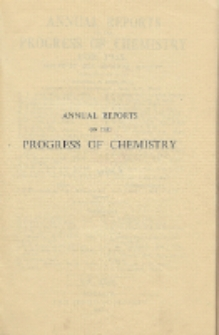 Annual Reports on the Progress of Chemistry for 1945, Vol. 42