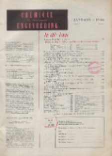 Chemical & Metallurgical Engineering, Vol. 53, No. 1
