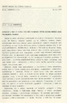 Wypowiedź w dniu 25 lutego 1983 roku po nadaniu tytułu Doctora Honoris Causa Politechniki Śląskiej