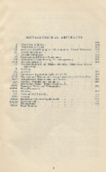 Metallurgical Abstracts : general and non-ferrous, Vol. 13, Part 10