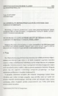 Zagadnienia paroprzepuszczalności systemu BSO na bazie styropianu