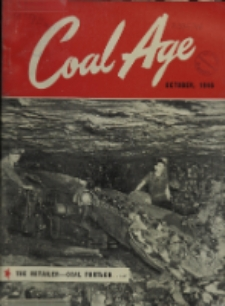 Coal Age : devoted to the operating, technical and business problems of the coal-mining industry, Vol. 51, No. 10