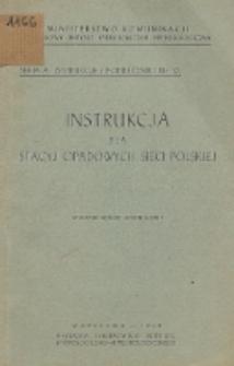 Instrukcja dla stacyj opadowych sieci polskiej