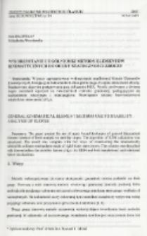 Wykorzystanie uogólnionej metody elementów kinematycznych do oceny stateczności zboczy