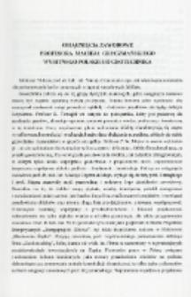 Osiągnięcia zawodowe profesora Macieja Gryczmańskiego wybitnego polskiego geotechnika