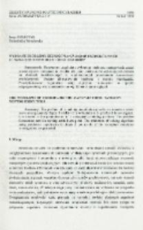 Wybrane problemy szeregowania zadań produkcyjnych z uwzględnieniem ruchu realizatorów