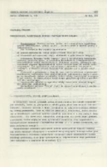 Hierarchiczna klasyfikacja systemu wentylacyjnego kopalni