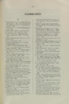 Helvetica Chimica Acta, Vol. 27, Sachregister