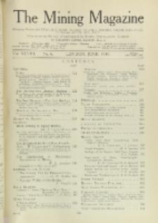 The Mining Magazine, Vol. 48, No. 6