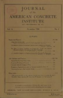 Journal of the American Concrete Institute, Vol. 16, No. 2
