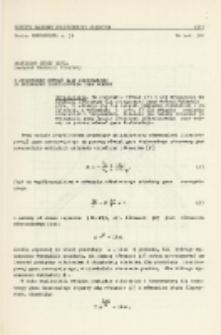 O stosowaniu równań gazu doskonałego do przepływu izentropowego pary wodnej