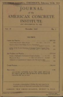 Journal of the American Concrete Institute, Vol. 18, No. 3
