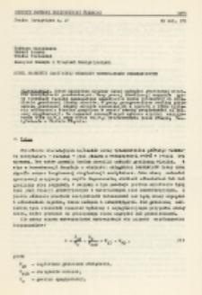 Ocena nośności granicznej wirników wentylatorów promieniowych