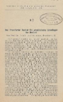 Das Frankfurter Institut für physikalische Grundlagen der Medizin