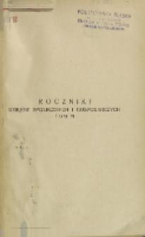 Roczniki Dziejów Społecznych i Gospodarczych, T. 6 (1937)