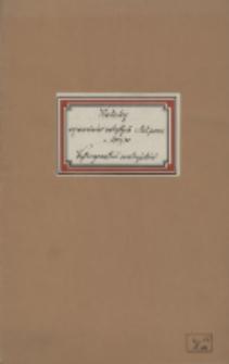 Wytrzymałośc materiałów : katalog egzaminów z 1929/1930