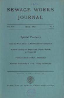 Sewage Works Journal, Vol. 17, No. 3