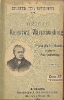 Dzieje Księstwa Warszawskiego. T. 2