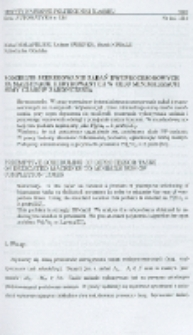Podzielne szeregowanie zadań dwuprocesorowych na maszynach dedykowanych w celu minimalizacji sumy czasów zakończenia