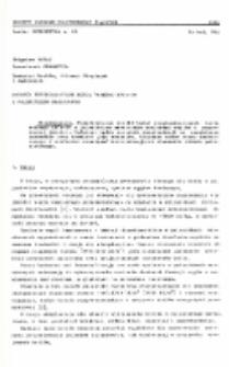 Badania eksploatacyjne kotła wodnego KWTs-20 z paleniskiem narzutowym